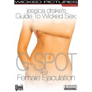 Jessica Drakes Guide: G-Spot and Female Ejaculation