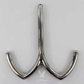 Stainless Steel Double Pussy Hook